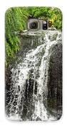 The Botanic Waterfall  Galaxy S6 Case by Lori Frisch