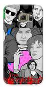 the Breakfast Club 30th anniversary Galaxy S6 Case by Gary Niles