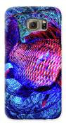 The Butterfly And The Fish Galaxy S6 Case by Joseph Mosley