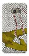 The Hanging Girl I Galaxy S6 Case by Sandra Hoefer