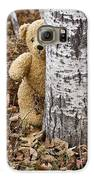 The Teddy Bear In The Woods Galaxy S6 Case