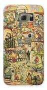 The Works Of Mercy Galaxy S6 Case