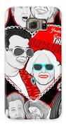 True Romance Galaxy S6 Case by Gary Niles