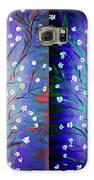 Twin Beauty-2 Galaxy S6 Case by Karunita Kapoor