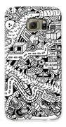 Very Good Sir Galaxy S6 Case by Chelsea Geldean