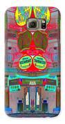 Won Kow, Wow 1 Galaxy S6 Case by Marianne Dow