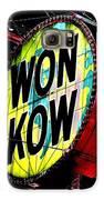 Won Kow, Wow 3 Galaxy S6 Case by Marianne Dow