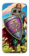 Yarrow - Protective Shield Galaxy S6 Case by Anne Wertheim