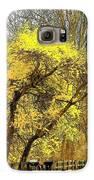Yellow Bend Galaxy S6 Case