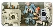 Alchemist At Work Galaxy S8 Case