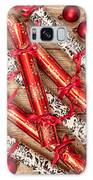 Christmas Crackers Galaxy Case