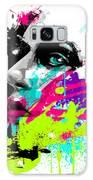 Face Paint 2 Galaxy S8 Case