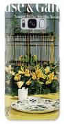 House And Garden Cover Galaxy S8 Case