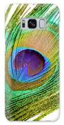 Peacock Feather Galaxy S8 Case