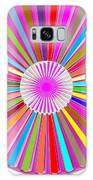 Colorful Signature Art Chakra Round Mandala By Navinjoshi At Fineartamerica.com Rare Fineart Images  Galaxy S8 Case