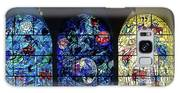 Stained Glass Chagall Windows Galaxy S8 Case