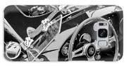Ac Shelby Cobra Engine - Steering Wheel Galaxy S8 Case