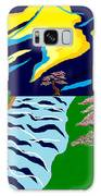 Fantasy Trees Galaxy S8 Case