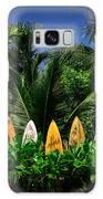 Surf Board Fence Maui Hawaii Galaxy S8 Case