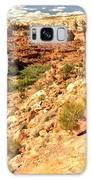 Calf Creek Falls Canyon Galaxy S8 Case