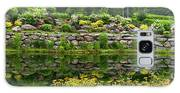 Rocks And Plants In Rock Garden Galaxy S8 Case