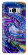 Most Wanted Art Award Oil Painting Original Abstract Modern Contemporary House Office Wall Deco  Galaxy S8 Case