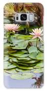 6 Pink Waterlilies Galaxy S8 Case