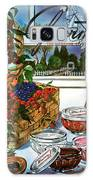 A Gourmet Cover Of A Fruit Basket Galaxy S8 Case
