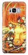 A Gourmet Cover Of Tete De Veau Galaxy S8 Case