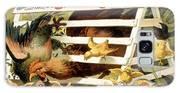 A Spring Chicken Galaxy S8 Case