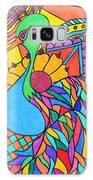 Abstract Peacock Galaxy S8 Case