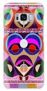 African Art Style Mascot Wizard Magic Comedy Comic Humor  Navinjoshi Rights Managed Images Clawn    Galaxy S8 Case