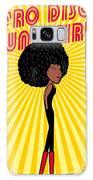 Afro Disco Girls Galaxy S8 Case