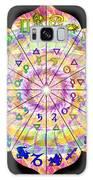 Alchemical Lotus Zodiac Galaxy S8 Case