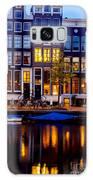 Amsterdam At Night IIi Galaxy S8 Case