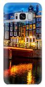 Amsterdam At Night Iv Galaxy S8 Case