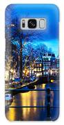 Amsterdam At Night V Galaxy S8 Case