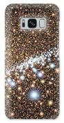 Andromeda Galaxy Core Stars Galaxy S8 Case