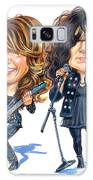 Ann And Nancy Wilson Of Heart Galaxy S8 Case