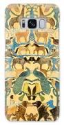 Antique Cutout Of Animals  Galaxy S8 Case