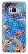 Aquatic Mosaic Tile Art Galaxy S8 Case