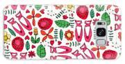 Ballet Scribble Fleur Galaxy S8 Case