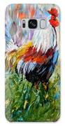 Barnyard Rooster Galaxy S8 Case