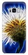 Basket Flower Inner Beauty Galaxy Case by Nikki Marie Smith