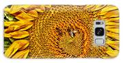 Bees On Sunflower Hdr Galaxy S8 Case
