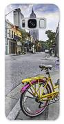 Bike And 3 Georges In Mobile Alabama Galaxy S8 Case