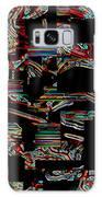 Black Love Galaxy S8 Case