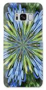 Blue Flower Star Galaxy S8 Case