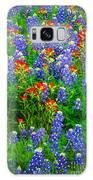 Bluebonnet Patch Galaxy S8 Case