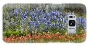 Bluebonnets Paintbrush And Prickly Pear Galaxy S8 Case